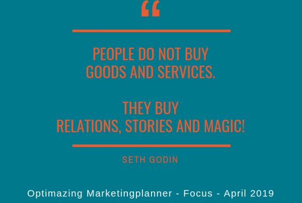 Bouw aan je Know-Like-Trust factor door waardevolle content te delen met jouw doelgroep, die inspeelt op hun problemen.