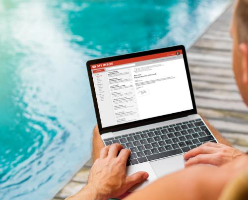 Een professionele e-mailhandtekening zorgt ervoor dat je opvalt in de inbox van jouw potentiële klant