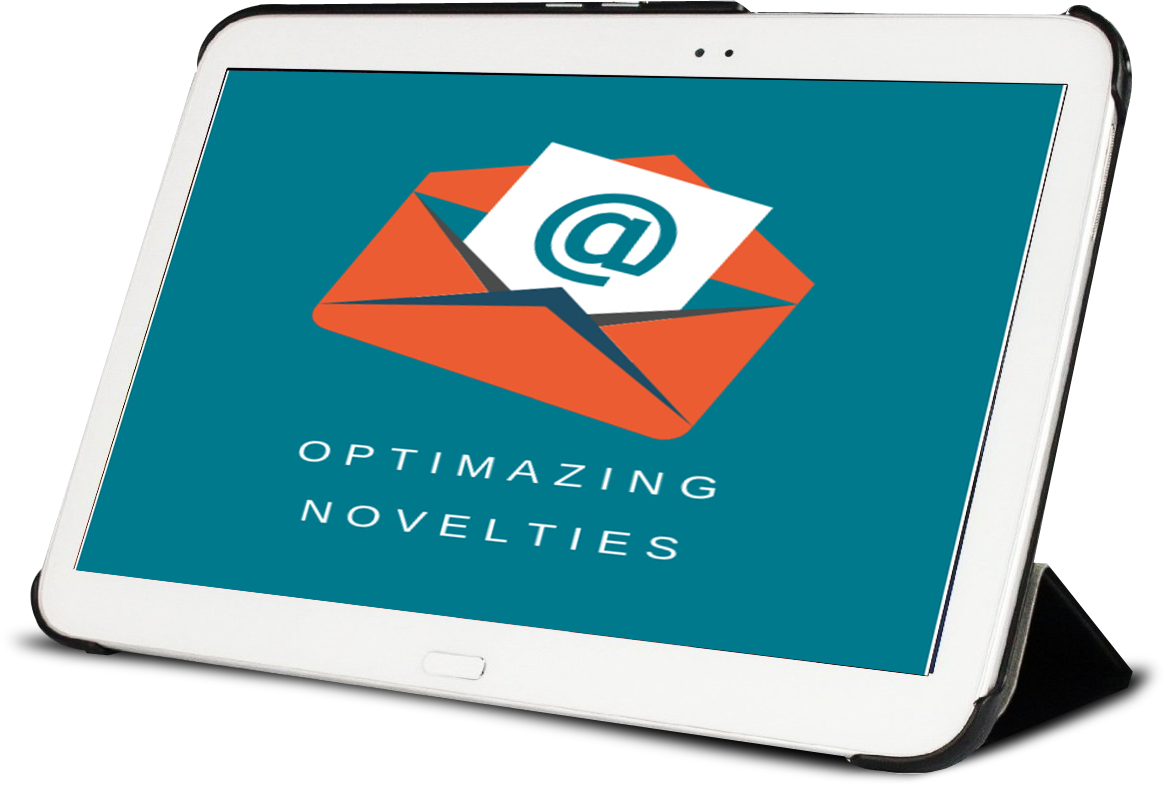 Optimazing Novelties - nieuwsbrief - gratis onlinemarketing tips & tricks