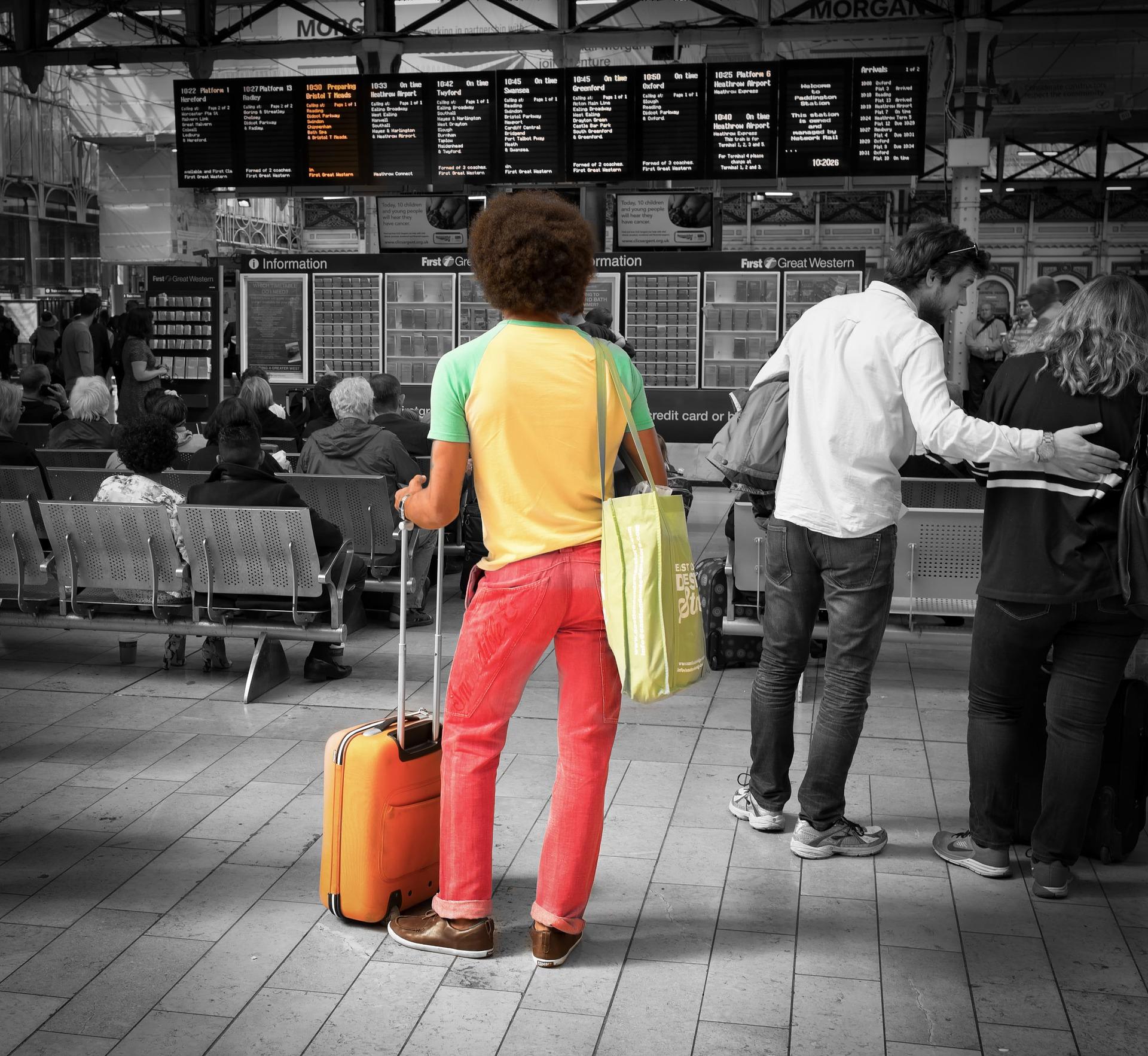 Mis je de trein nu met 5 minuten of 1 uur, je hebt de trein gemist - aldus Gert Verhulst tegen James Cook