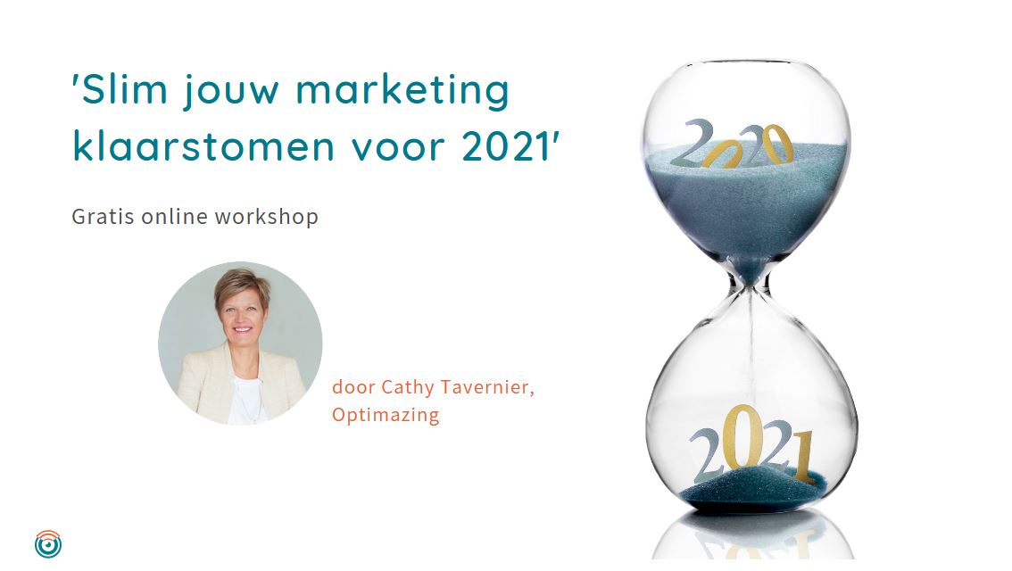 Slim jouw online zichtbaarheid aanpakken, doe je door aan de slag te gaan met een marketing strategieplan!