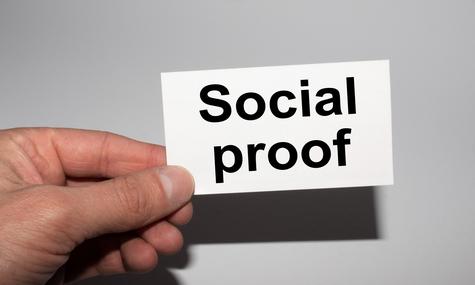 Social proof tactieken en tips van Optimazing Online Marketing