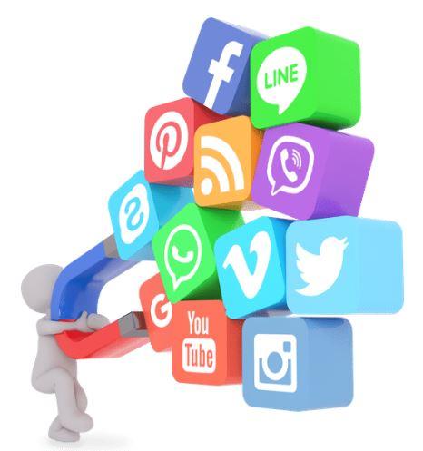 Social Mediaplatformen - Op welke platformen moet je allemaal aanwezig zijn - Optimazing Onlinemarketingtip