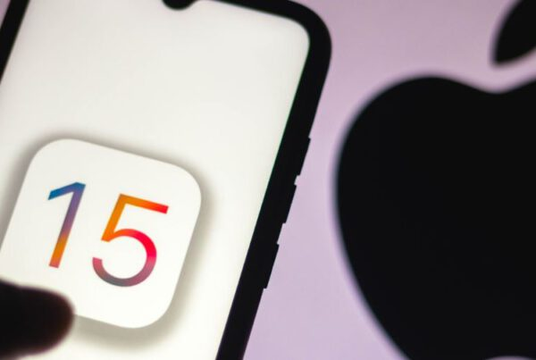 Blog Optimazing - iOS 15 update